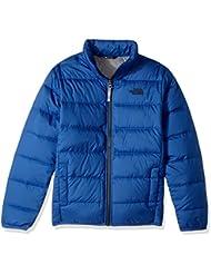 North Face T0chq6, Giacca Bambino, Blu Cobalto, Medium