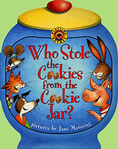 Who Stole the Cookies from the Cookie Jar? (Playtime Rhymes) por Public Domain