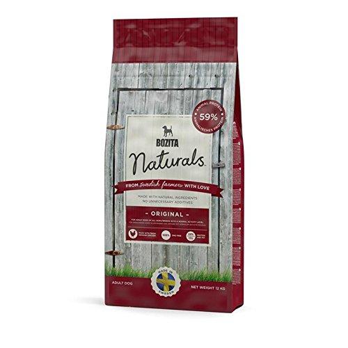 Bozita Hundefutter Naturals Original, 1er Pack (1 x 12 kg) - 2