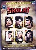 Sholay Hindi DVD Fully Boxed and Sealed