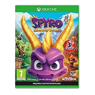 Spyro Trilogy Reignited (Xbox One)