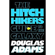 The Hitchhiker's Guide to the Galaxy by Douglas Adams (2009-09-01)