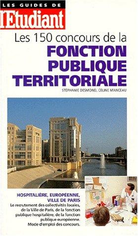 Les 150 concours de la fonction publique territoriale