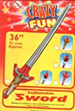 """INFLATABLE SWORD 36"""" (91cms approx)"""