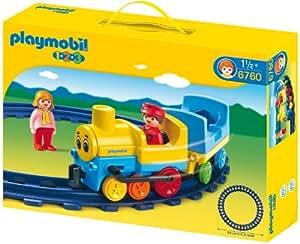 Playmobil 6760 1.2.3 Train