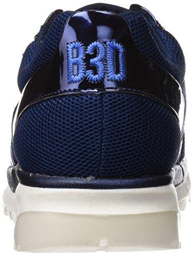 bass3d Damen 041325 Sneaker Blau