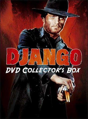 Django DVD Collector's Box