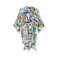 ShotOf Lampara Kimono Kadın