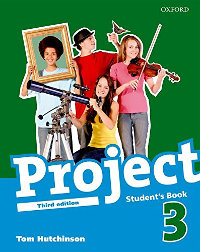 Project. Student's book. Per la Scuola media: Project 3: Student's Book 3rd Edition (Project Third Edition) - 9780194763103
