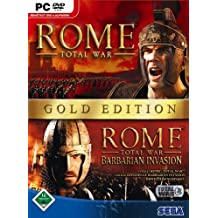 Rome: Total War - Gold Edition inkl. Barbarian Invasion