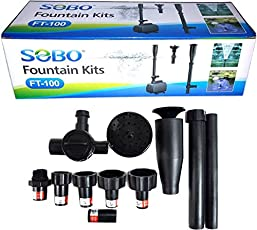 Royal Pet Sobo Fountain Kit FT-100 Extension for Fountain Pump Water Ring