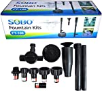 Sobo Royal Pet Fountain Kit FT-100 Extension for Fountain Pump Water Ring (Without Pump)