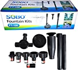 #7: Royal Pet Sobo Fountain Kit FT-100 Extension for Fountain Pump Water Ring