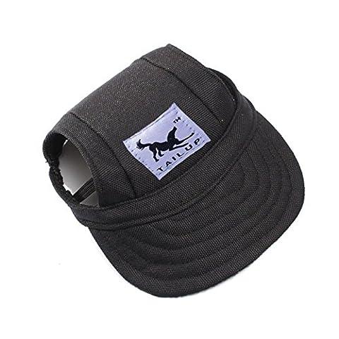 Haustier Hund Baseballcaps, Sport Freizeit Baseball Mütze, Kleine Hund Katze, Kätzchen Hundecap Kappe, Outdoor Haustier Hüte für Größe S,