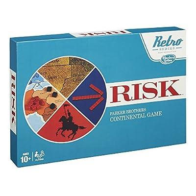 Hasbro - B28491010 - Jeu De Réflexion - Risk Vintage