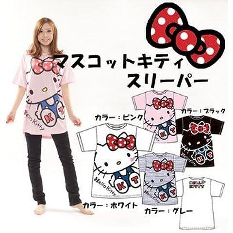 Cuore guance Kitty-Maglietta a maniche corte, colore: (Designer Di Accessori Per Picnic)