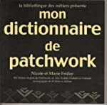 Mon dictionnaire de patchwork