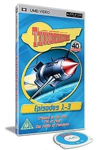 Thunderbirds: 40th Anniversary - Episodes 1-3 [UMD Mini for PSP]