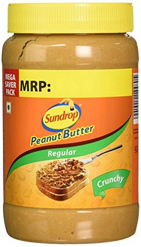 5. Sundrop Peanut Butter, Crunchy