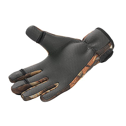 51E2PfzF9tL. SS500  - 1 Pair Winter Diving Fishing Gloves Shockproof Waterproof Anti Slip Warm Windproof Outdoor Hunting Camping Hiking