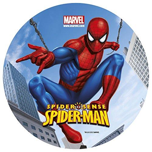 disque-en-sucre-spiderman