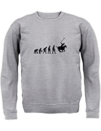 Evolution Of Man Polo - Enfant Sweat/Pull - 8 Couleurs