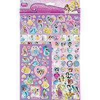 Disney Princess Mega Pack of 150 Stickers - Loot Bag Fillers by Disney