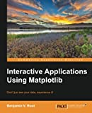 Interactive Applications Using Matplotlib