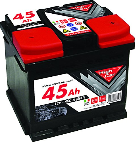 High L1 Car Batteria Auto 45AH