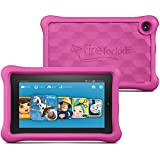 Fire Kids Edition, 7 inch Display, Wi-Fi, 16 GB, Pink Kid-Proof Case