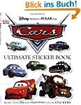 Ultimate Sticker Book: Cars (Ultimate...