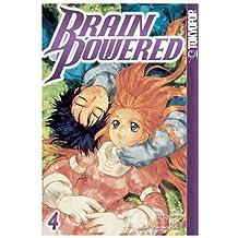 Brain Powered, Book 4 by Yoshiyuki Tomino (2004-01-02)