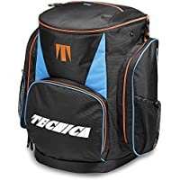 Tecnica Unisex 42237100-01 Skischuhtasche Racing Backpack 85 Black/Orange - UNI