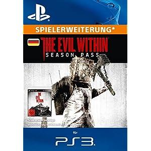 The Evil Within Season Pass [Zusatzinhalt] [PSN Code für deutsches Konto]