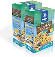 PACK 2 CEREALES NATURE 400 g