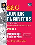 SSC Junior Engineer Mechanical Engineering Paper 1 (CPWD/MES) Recruitment Examination 2016