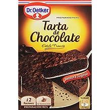 Dr. Oetker Preparado para Tarta de Chocolate, Estilo Francés ...