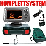 Lowrance Echolot GPS Portabel Master Edition Plus - Hook2 5X SplitShot HDI GPS
