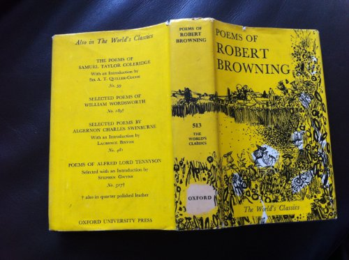 Poems (World's Classics)