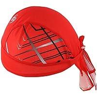 Sport Headwear rapidamente asciutto sole protezione UV ciclismo Bandana Berretto