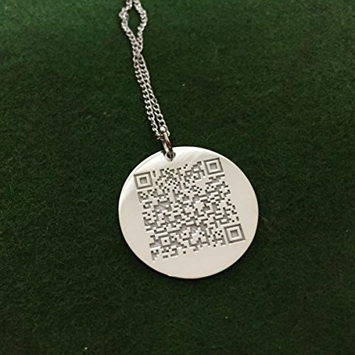 code-a-deux-dimensions-pendentif-collier-argent-sterling-collier-de-message
