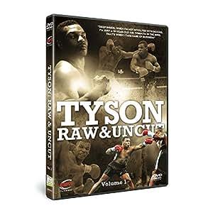 "Mike Tyson "" Raw & Uncut Vol. 1 & 2"" (2 DVD Set) - Tyson´s 25 erste Kämpfe ! Selten !"