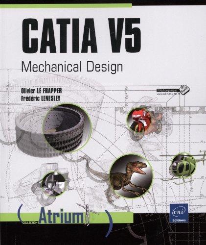 CATIA V5 - Mechanical Design de Frdric LENESLEY Olivier LE FRAPPER (13 mai 2015) Broch