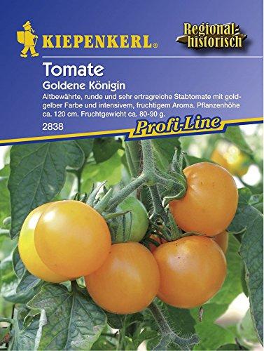 Kiepenkerl Tomate Goldene Königin
