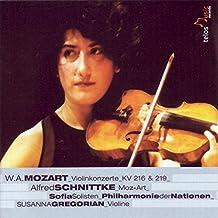Violinkonzert 3+5/Moz-Art
