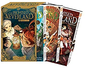 The Promised Neverland Coffret (2019) Tomes 1 à 3