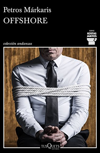 Offshore (Detective Kostas Jaritos) (Spanish Edition)