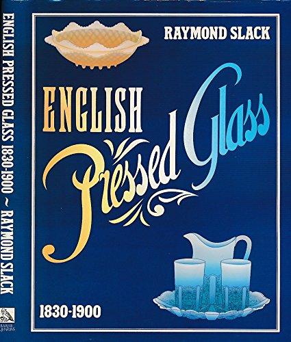 English Pressed Glass por Raymond Slack