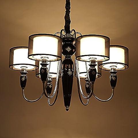 Dopo minimalista moderno ristorante lampadari di cristallo nuovo LED cinesi