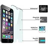 Protector pantalla cristal templado para IPHONE 6. film templado, vidrio templado ULTRA RESISTENTE y GRAN CALIDAD de AHORRATECH